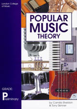 preliminary grade popular music theory book